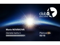 Top Shop  EKSKLUZIV Club 5* članstvo