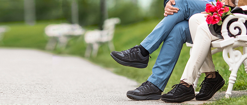 Black Fit cipele
