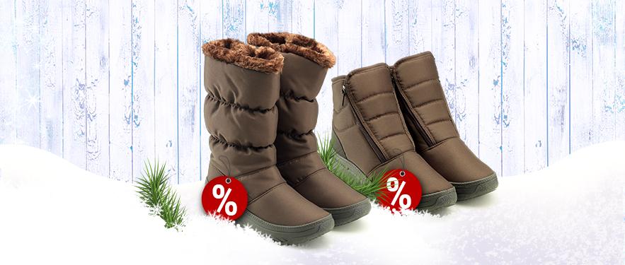 Adaptive zimske čizme!