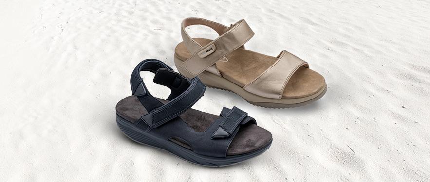 Pure sandale za žene i muškarce