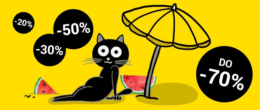 Ljetna Black Friday rasprodaja!