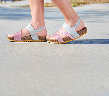 Trend ženske sandale