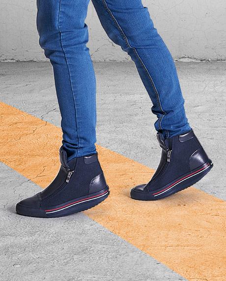 Walkmaxx Comfort Wedge Shoes Women 4.0