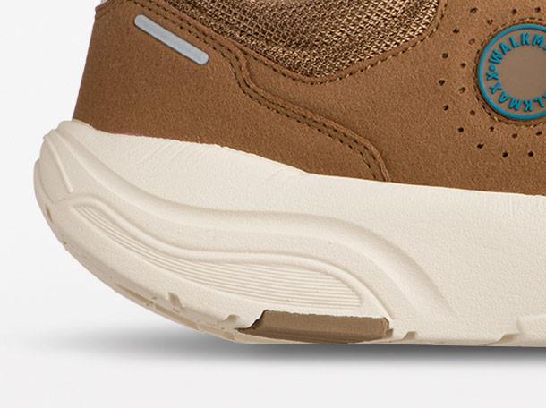 Walkmaxx Fit Shoes Suede