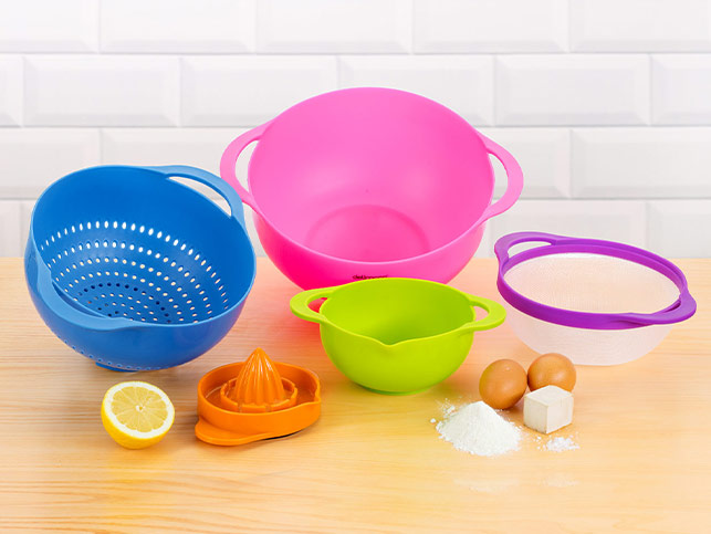 Delimano Brava Mixing Bowl Set